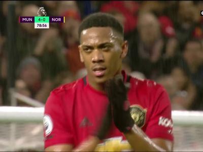 Manchester United - Norwich : le résumé et les buts en vidéo