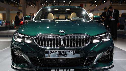 Alpina B3 : notre vidéo de la BMW préparée au Salon de Francfort