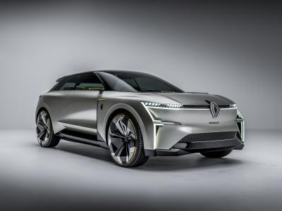 Renault Morphoz : le concept électrique et autonome en vidéo