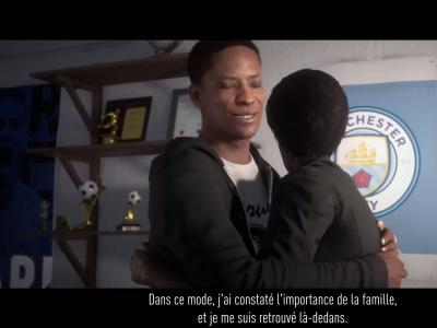 FIFA 17 : making-of du mode Aventure