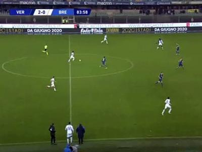 Serie A : Balotelli régale d'une frappe incroyable !