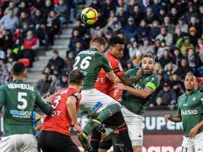 Stade Rennais - ASSE : le bilan des Verts en Bretagne