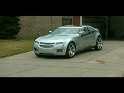 Chevrolet Concept Volt