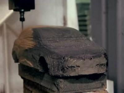 Découvrez la nouvelle Renault Clio... en chocolat