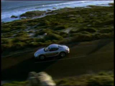 Essai Porsche Cayman S