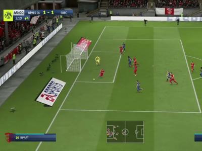 L1 - 3e journée : notre simulation FIFA 20 de Nîmes - Rennes