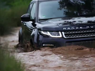 Essai Range Rover Evoque restylé