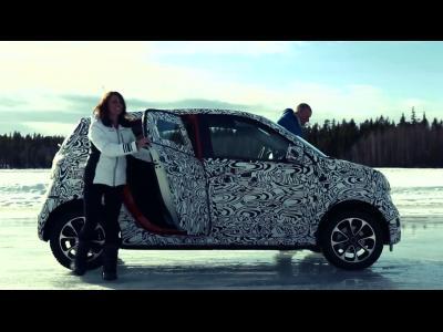 1ère vidéo officielle des nouvelles Smart ForTwo et ForFour