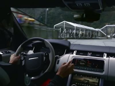 Un record en montagne pour le Range Rover Sport SVR