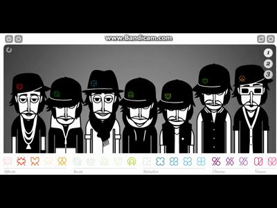 Human Beatbox avec Incredibox