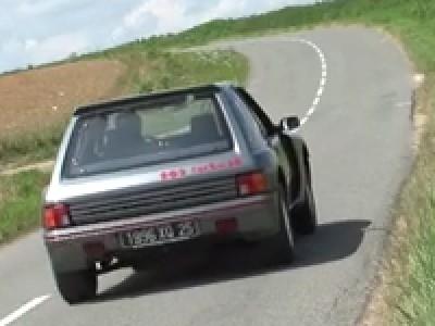 Essai Peugeot 205 T16 ''client''