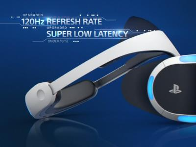 PlayStation VR : le trailer Project Morpheus de l'E3 2015