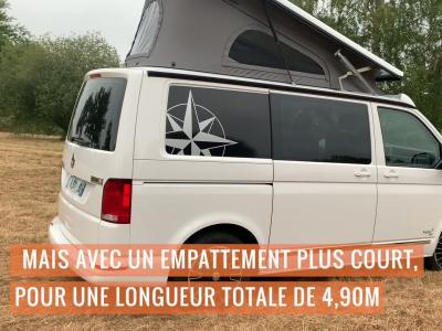 Westfalia Kepler Five : le camping-car compact en vidéo