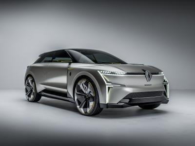 Automobile : les concepts de l'année 2020