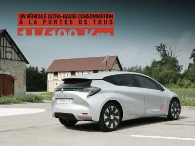 Le Renault Eolab sera produit de série
