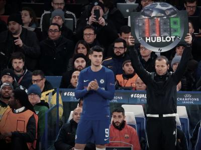 Hublot Classic Fusion UEFA Champions League : la montre officielle