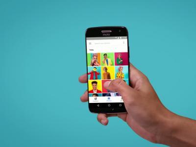 Moto G5 Plus : vidéo officielle de présentation