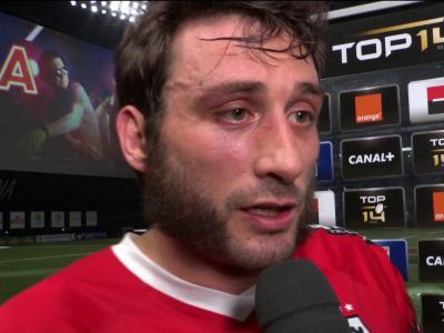Stade Toulousain : Maxime Médard ébloui par la performance de Cheslin Kolbe