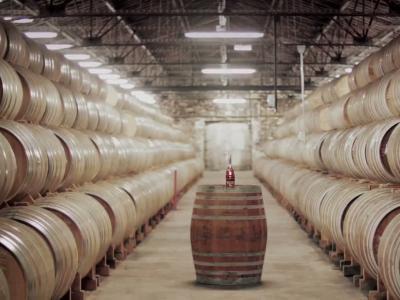 Rémy Martin invente le cognac connecté