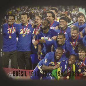 Copa America : le palmarès complet