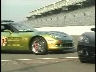 Corvette Indy 500 Pace Cars