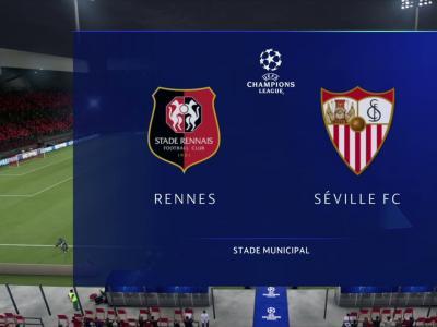 Stade Rennais - Séville FC : notre simulation FIFA 21 (6ème journée - Ligue des Champions)