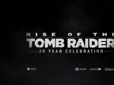 Rise of the Tomb Raider : 20e anniversaire - le trailer Blood Ties