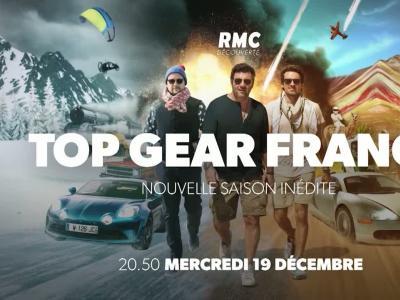 Top Gear saison 5 : le teaser de l'épisode 1