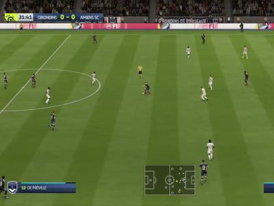 Girondins de Bordeaux - Amiens SC : notre simulation FIFA 20 (L1 - 32e journée)