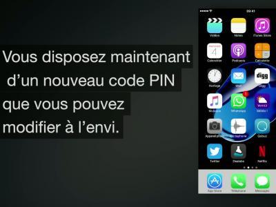 Tuto - iPhone 7 : comment changer le code PIN de votre carte SIM depuis le téléphone ?