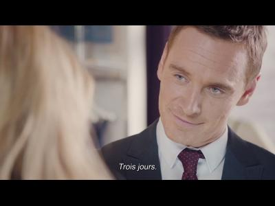 Le shopping sexy de Michael Fassbender dans Cartel coupé