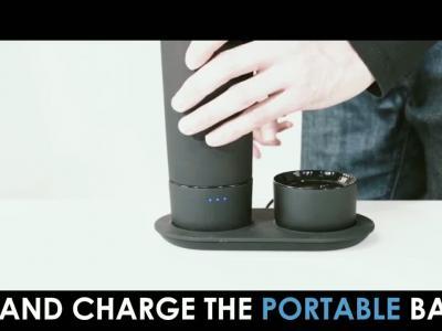 Muggo : vidéo de présentation du mug high-tech de OUI Smart