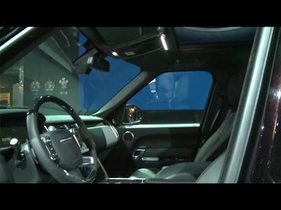 Range Rover 2012 - Mondial 2012