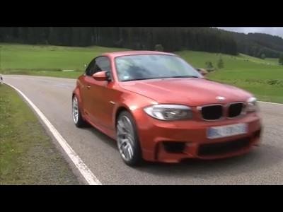 Essai BMW Série 1 M Coupé