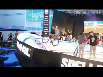 Red Bull Mini Drome en Corée du Sud