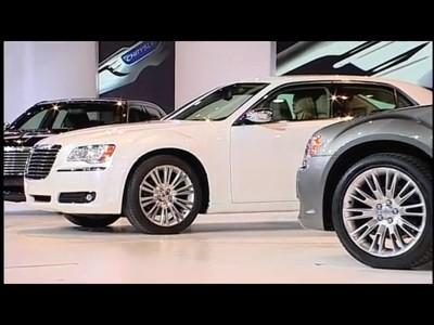Détroit 2011 : Chrysler 300