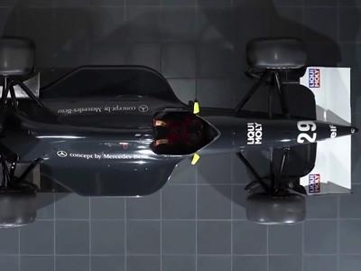 Formule 1 : 20 ans d'évolutions aérodynamiques