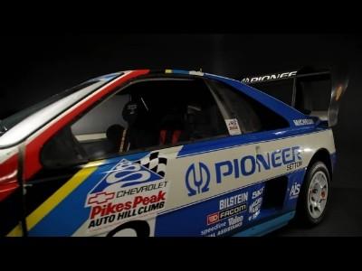 Peugeot de retour à Pikes Peak