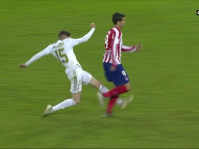 Real Madrid - Atletico de Madrid : le sacrifice de Valverde