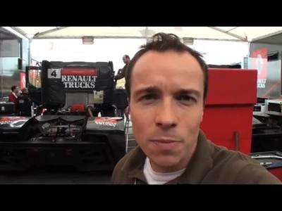 Excès de vitesse : à la découverte d'un camion de course Renault Trucks