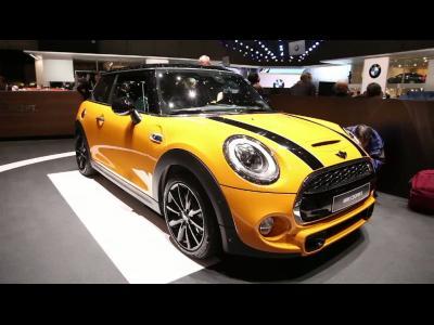 Genève 2014 : Nouvelle Mini Cooper S