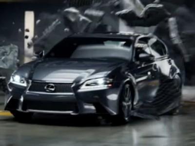 Super Bowl 2012 : la bête Lexus