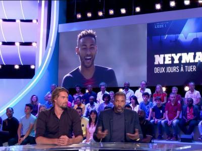 La réaction d'Habib Beye sur la situation de Neymar