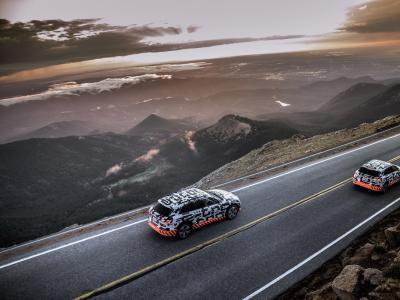 Audi e-Tron : la présentation du SUV électrique en direct vidéo