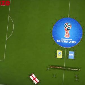 Tunisie - Angleterre : notre simulation sur FIFA 18