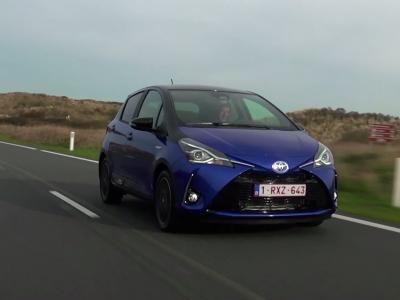 Essai Toyota Yaris 2017 : toujours dans le coup