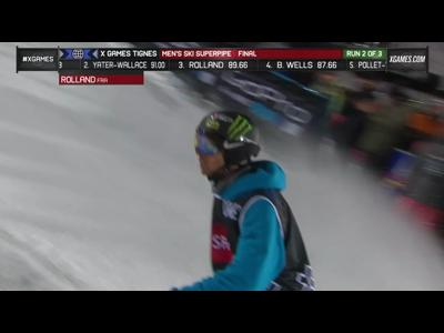 Kévin Rolland décroche la médaille de Bronze