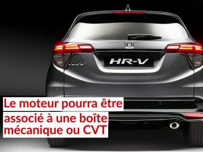 Honda HR-V Sport : présentation express en vidéo