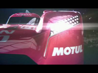 Nissan GT-R LM Nismo : moteur à l'avant pour la LMP1