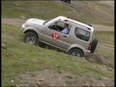 Essai Suzuki Jimny
